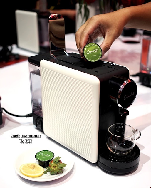 Arissto Tea Launch