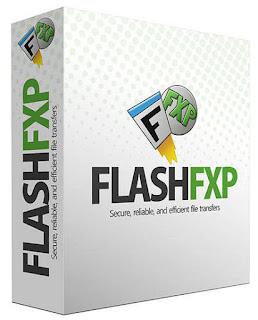 FlashFXP 5.4.0 with crack Patch