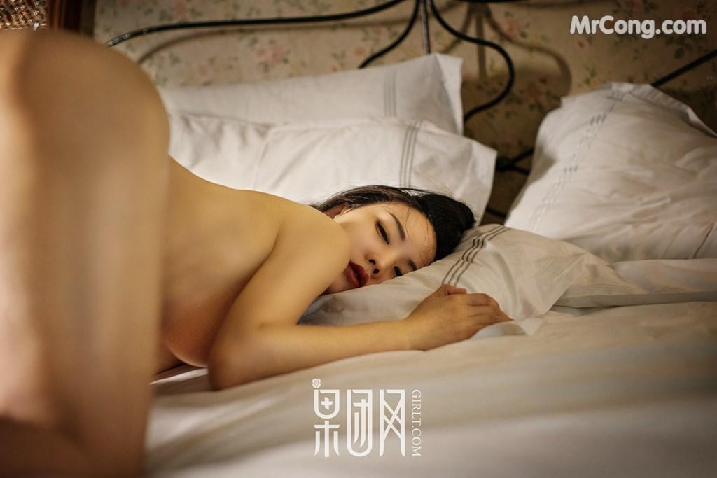 Image GIRLT-No.071-EMILY-MrCong.com-034 in post GIRLT No.071: Người mẫu EMILY (54 ảnh)