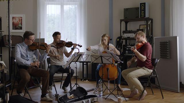 Kvarteto – Recenze