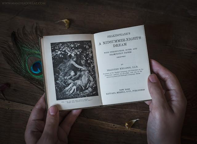 Shakespeare's A Midsummer Night's Dream - Vintage Edition