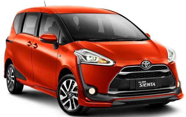 MPV Baru Toyota 2016 - Sienta