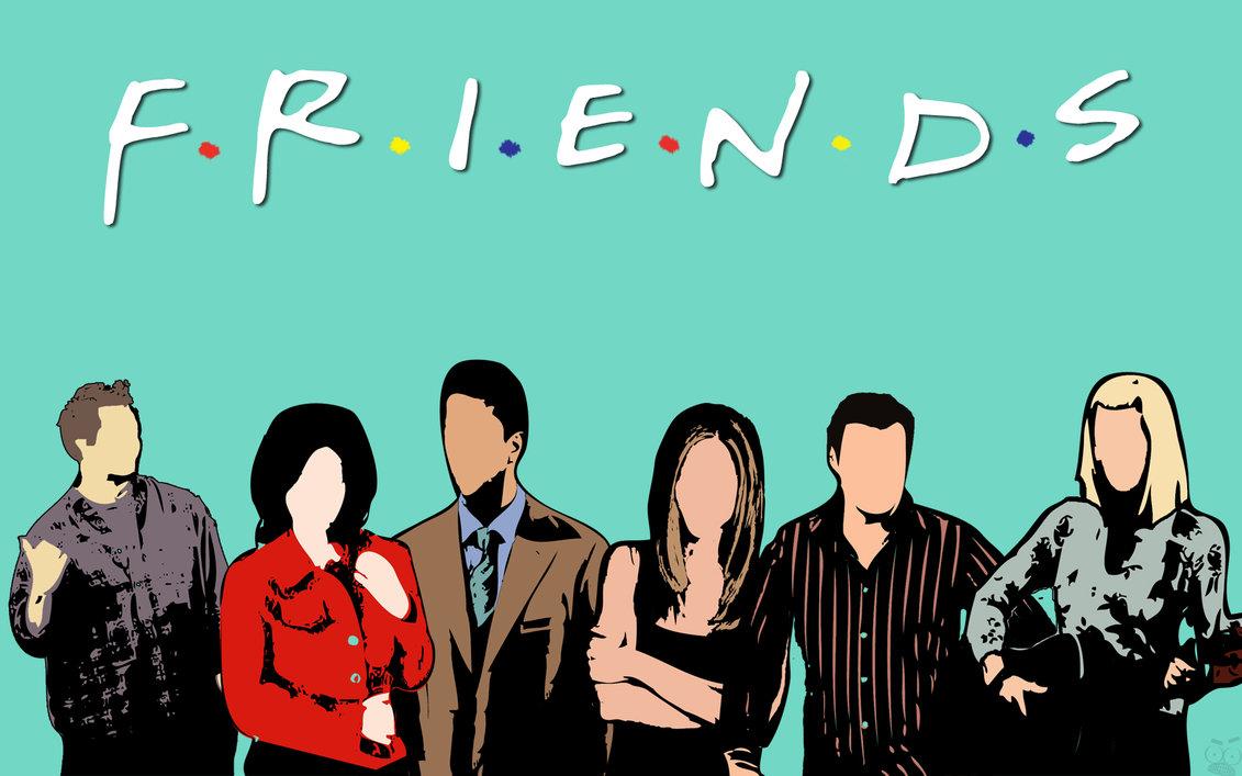 friends d wallpaper - photo #5