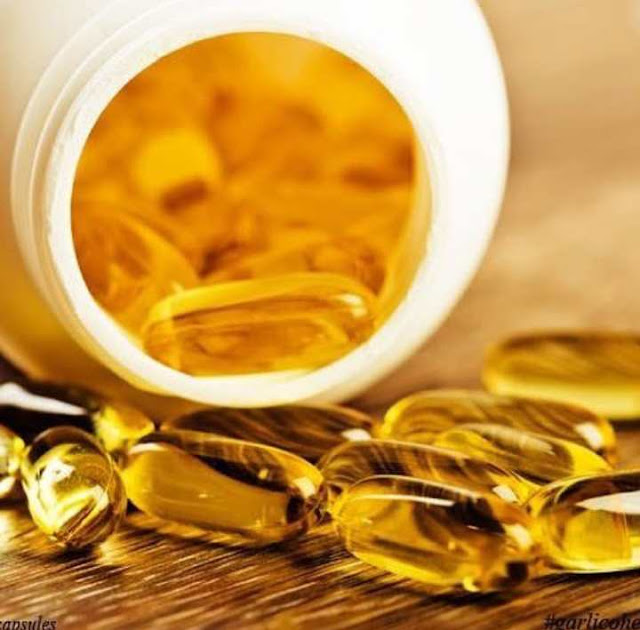 How Fish oil help your heart after a heart attack