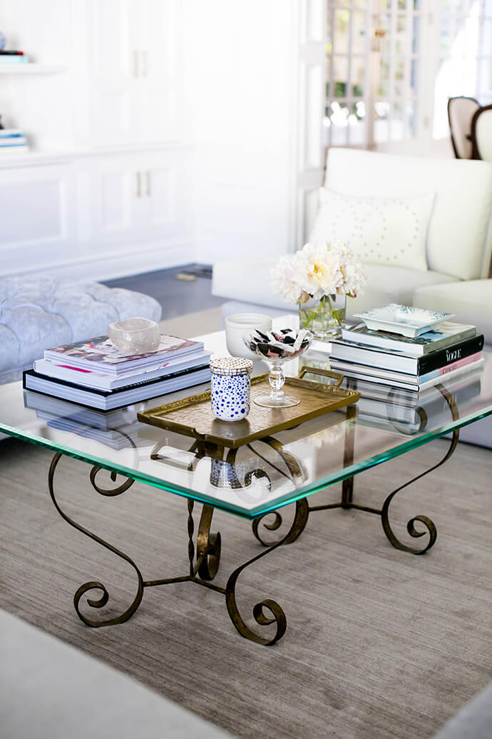 Home Decor - Luxurious Home Of Christina Zilber by The Glitter Guide {Cool Chic Style Fashion}