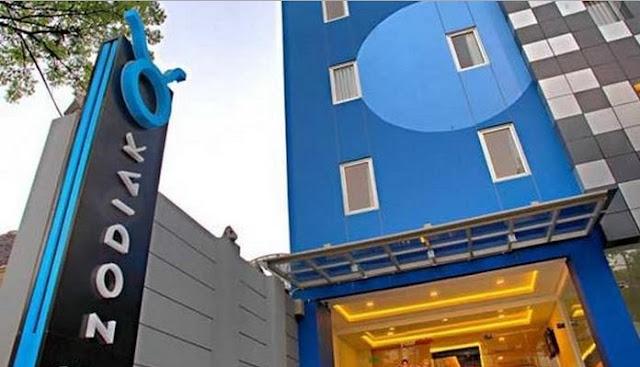ZodiakPaskal Hotel Terletak Di Lokasi Strategis Jalan Pasir Kaliki Dekat Dari Daerah Perbelanjaan Pasar Baru Pusat Kuliner Paskal Food Market Stasiun