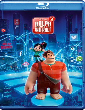 Ralph Breaks the Internet 2018 BRRip BluRay 720p 1080p
