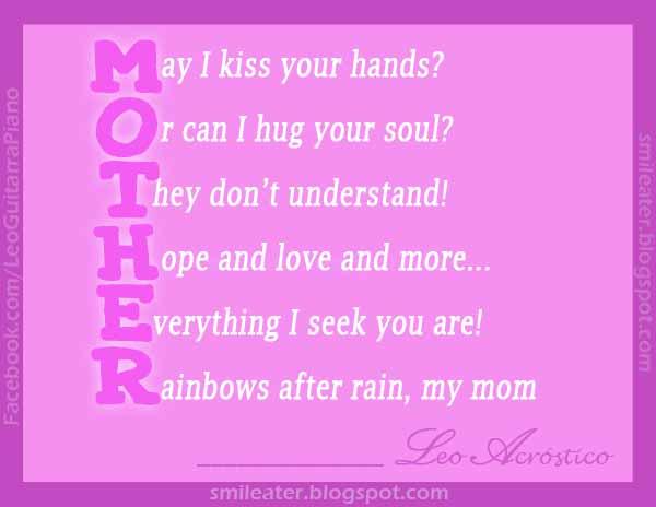 Spanish You Love Mommy I