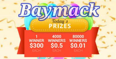 Cara Redeem Dollar Dari Baymack