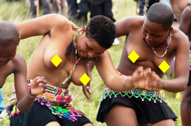 African zulu girls and sex
