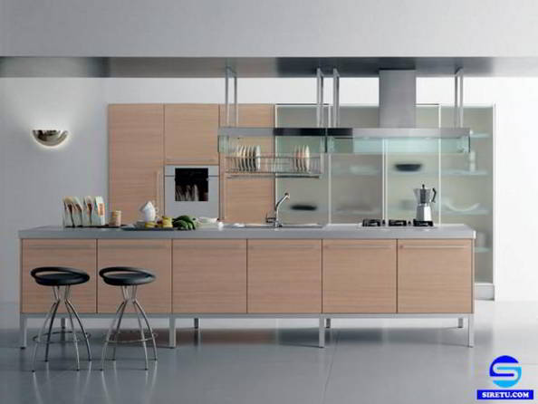 Model Desain Kitchen Minimalis Terbaru