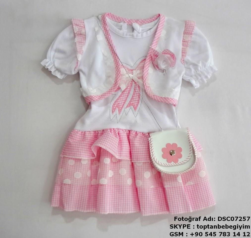 yeni model çocuk elbiseleri