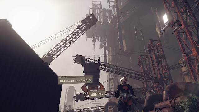 NieR: Automata on PlayStation 4