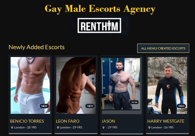 We're All About Exquisite Gay Male Escorts