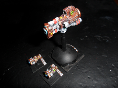 SCV01F Halgat Class Recon Carrier