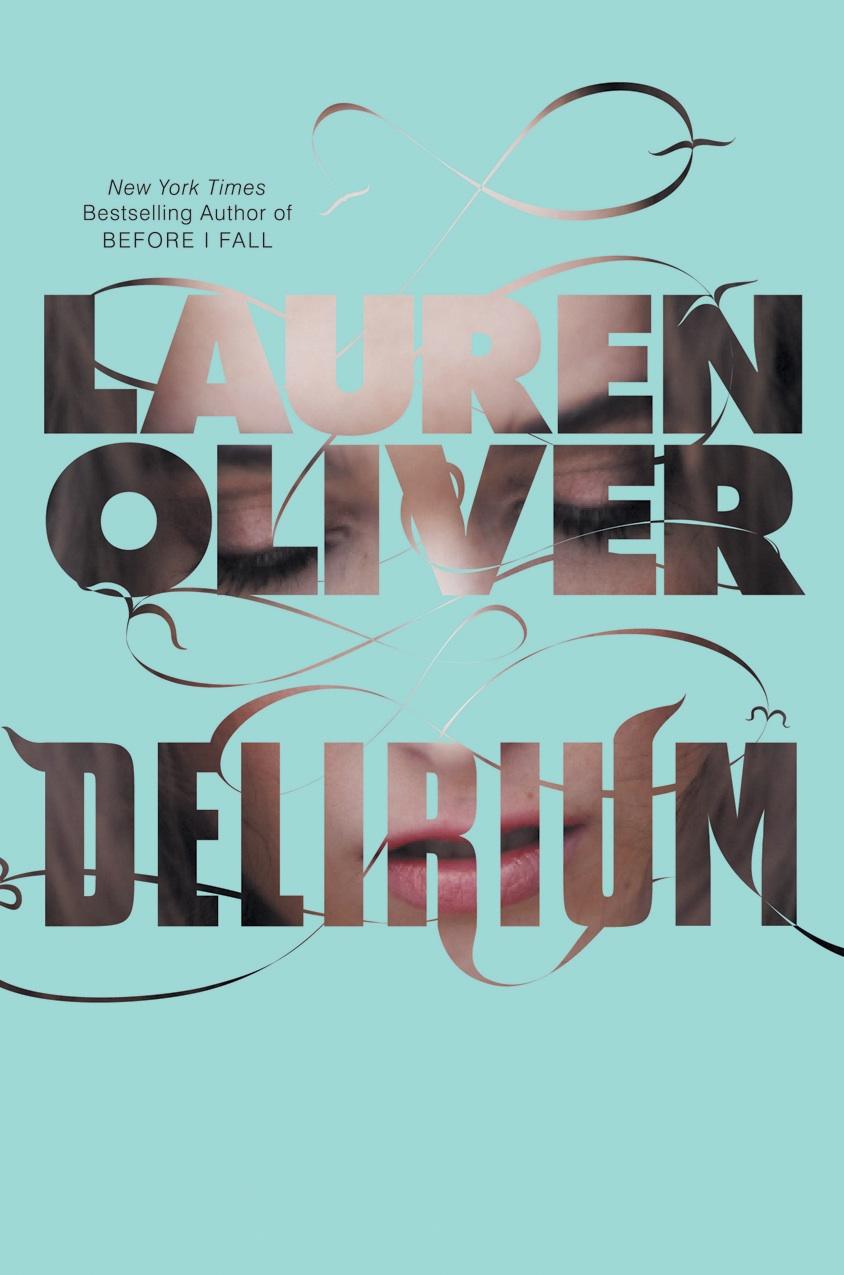 Ex Libris: Delirium - Lauren Oliver
