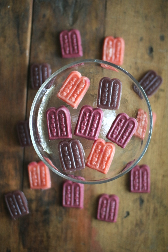 Recipe for kosher sour gummies | Land of Honey