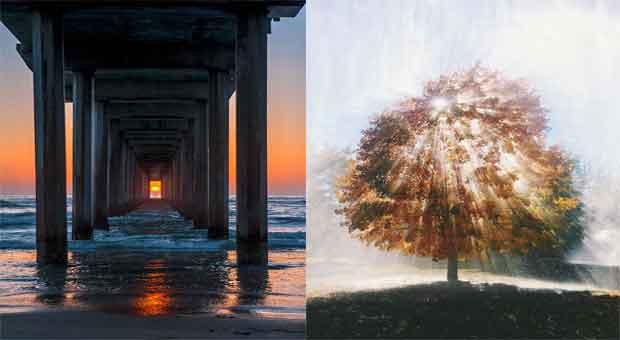 Waktu dan Tempat Yang Tepat Menghasilkan Foto Yang Sempurna