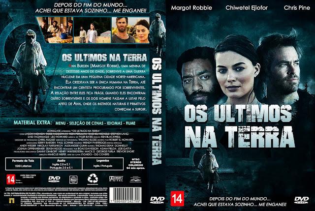 Capa DVD Os Últimos Na Terra
