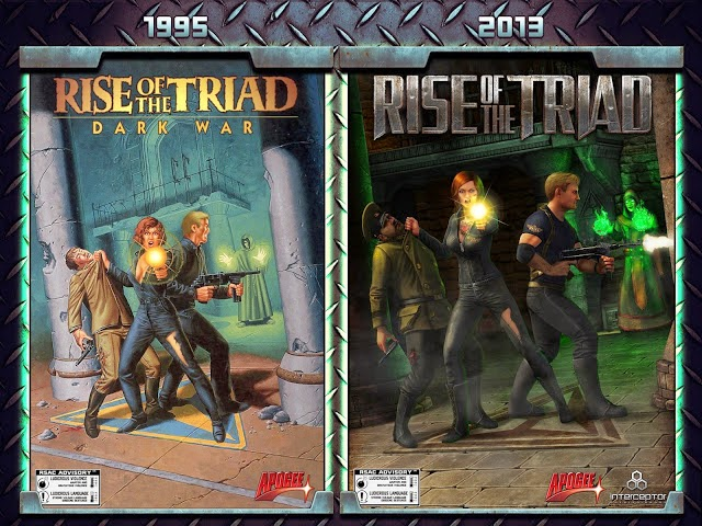 Rise Of The Triad Reloaded PC Game Free Download Full Version