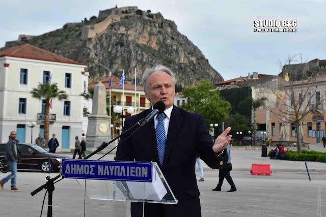 Ανδριανός στα εγκαίνια του 6ου Mediterranean Yachting Show: Η Ελλάδα μπορεί και οφείλει να πρωτοπορεί