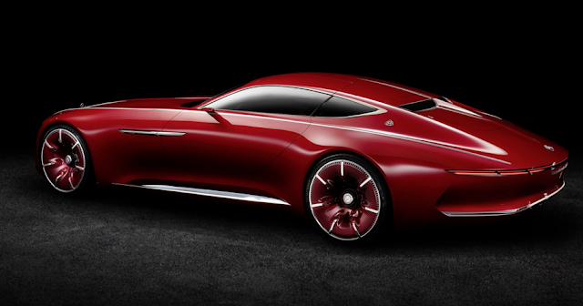 2017 Vision Mercedes-Maybach 6 New Review Concept Release Performance, Redesign, Exterior, Specs, Price, Interior, Engine, Specs