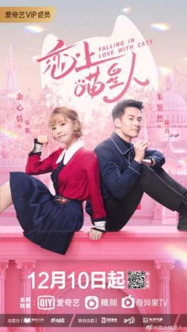 Yêu Phải Nàng Meo Tinh - Falling In Love With Cats (2020)