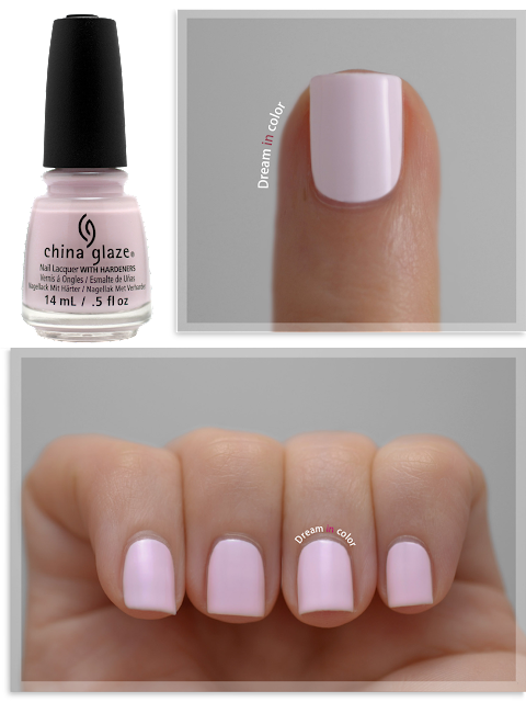 China Glaze Let's chalk about it