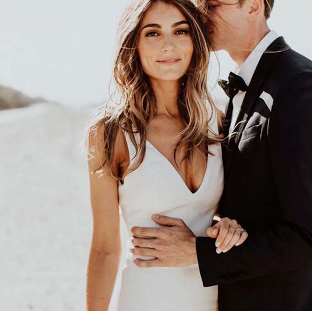 Vestidos de novia elegantes que te encantarán si tienes más de 30