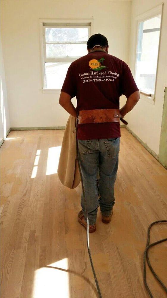 Professional Hardwood Floor Refinishing Los Angeles