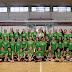 Tolón en el entrenamiento del Club Deportivo Voleibol Polígono