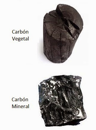 ¿Qué es y de donde proviene el carbón?