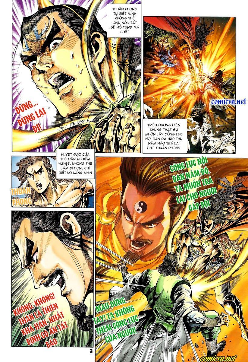 Đại Đường Uy Long chapter 88 trang 3