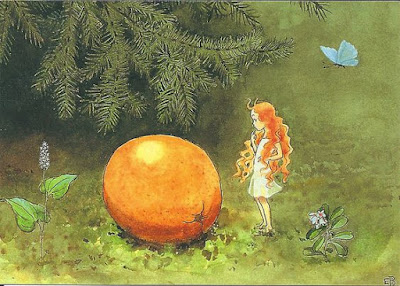 Elsa Beskow The Sun Egg