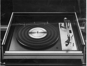 Evolución de aparatos para escuchar música.