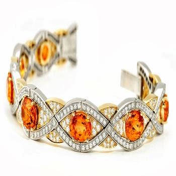 Custom Diamond Bracelet | Diamond Gift