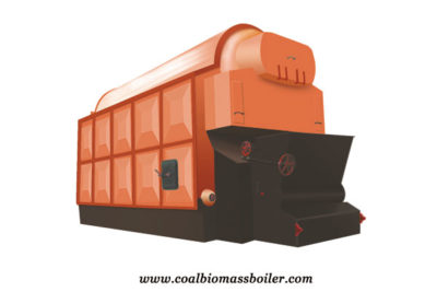 dzl series coal fired hot water boiler