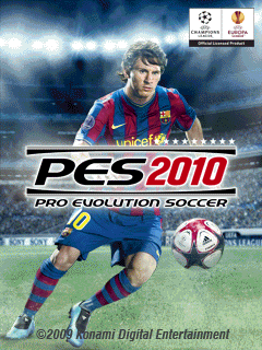 Pro Evolution Soccer 2010 java