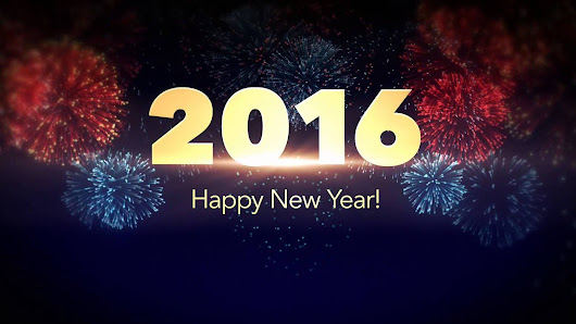 Happy New Year 2016 {HD} Wallpapers and Wishes ~ EDUCATION & TECHNOLOGY