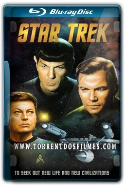 Star Trek: A Série Original 2ª Temporada Torrent – Dublado BluRay 720p (1967)