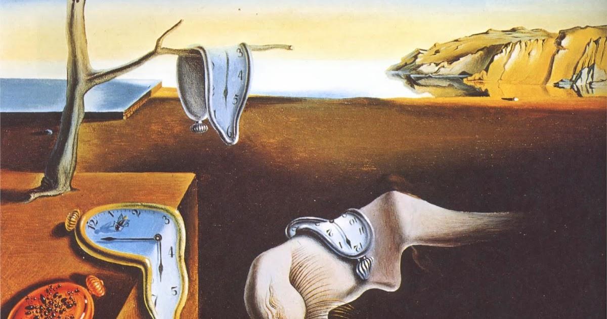 Appréciation Dune œuvre La Persistance De La Mémoire De Dali 1931