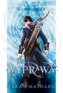 """""""Wyprawa"""" Taran Matharu - recenzja"""