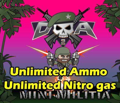 Mini-Militia-Unlimited-Health-Mod