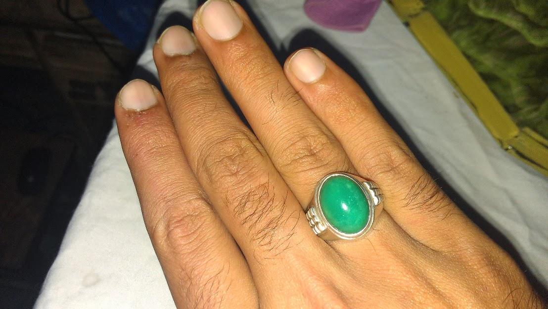 Toptenfashionnew Mens Feroza Ring