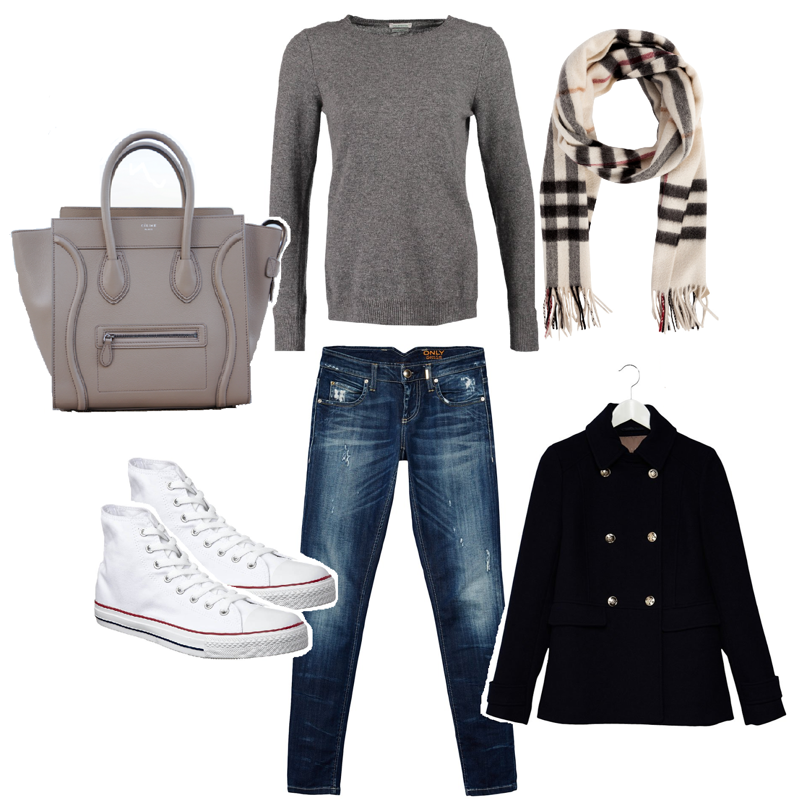 Zign Laukku : Anne jennika basic fall outfits