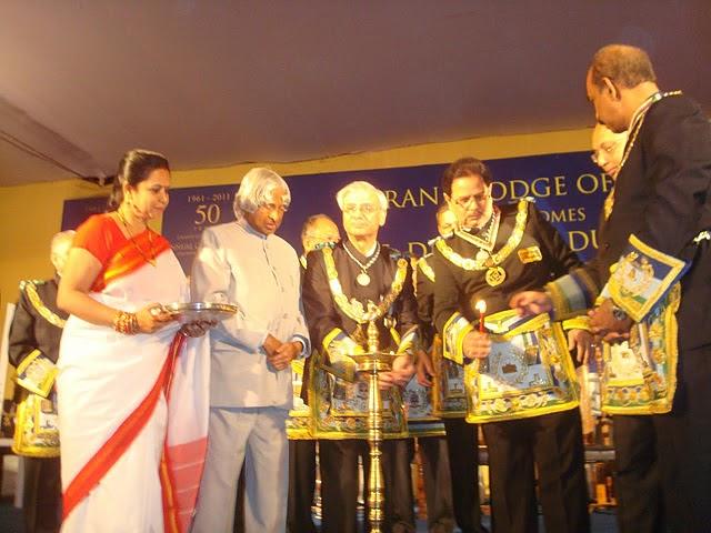 Masonic Press Agency   #FM24h: Grand Lodge of India ...