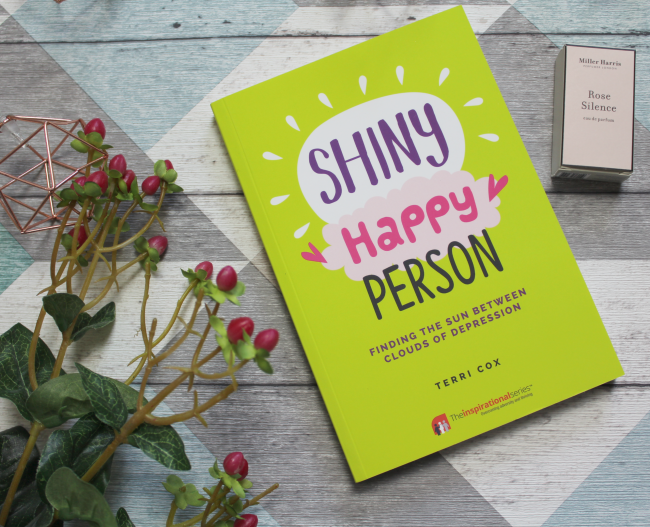 New in from Trigger Publishing: A Review of 'Shiny Happy Person'*