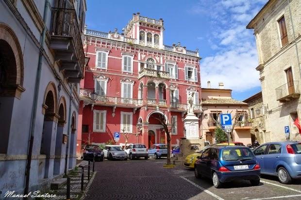 Lanciano, Palazzo del Capitano