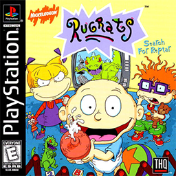 Rugrats - Search For Reptar  - PS1 - ISOs Download