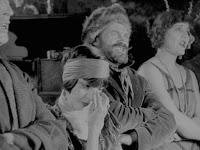 """Кадр из новогоднего эпизода """"Золотой лихорадки"""" (1925) - 4"""